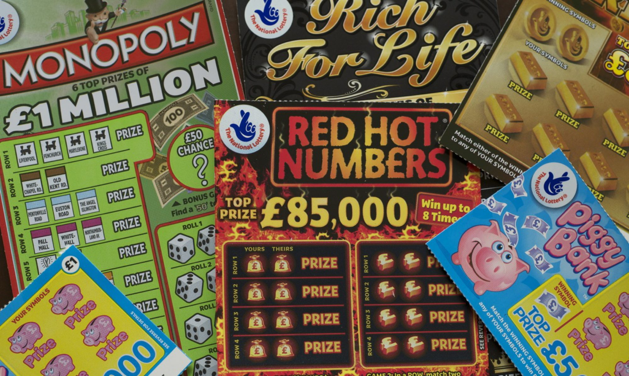 Scratch Cards Site